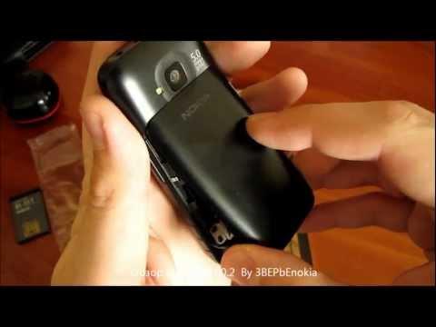 Обзор Nokia C5-00.2 (5MP)