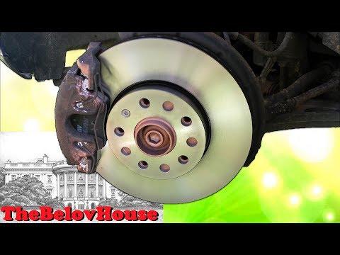 Видео Ремонт переднего колеса