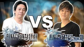 Today we discuss Tabata and Nomura's work with Final Fantasy XV / V...