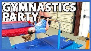 GYMNASTICS PARTY (6/27/18 - 6/28/18)