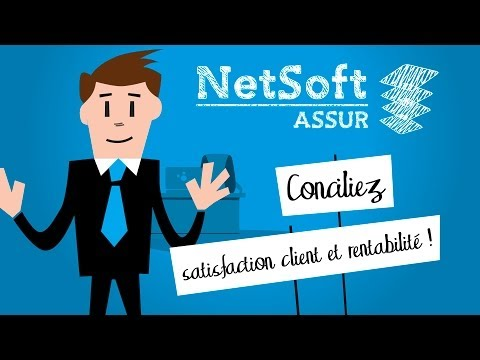 Infrassur - NetSoft-Assur : Logiciel courtage assurance