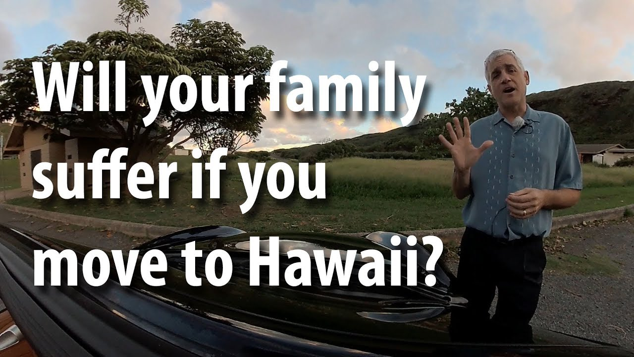 Affectingyou: Five Ways Family Might Affect You Living In Hawaii