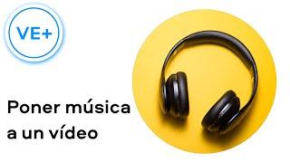 Añadir musica a video