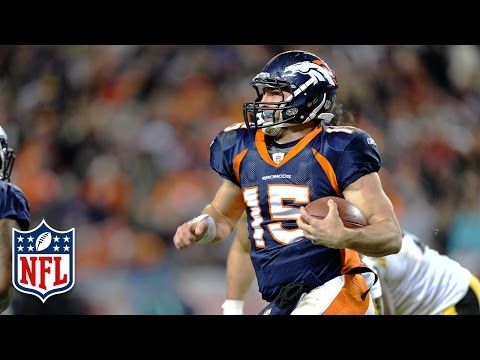 Every Tim Tebow Touchdown! | NFL Career Highlights