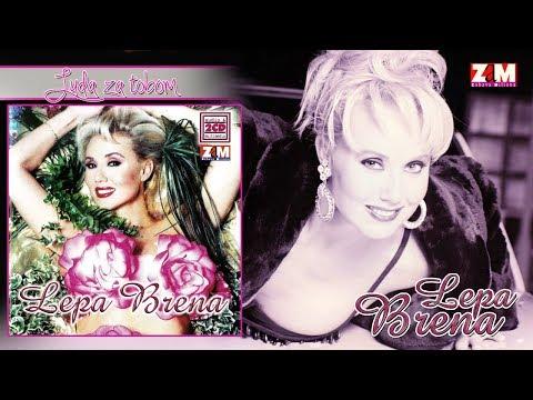Lepa Brena - Luda za tobom - (Official Audio 1996)