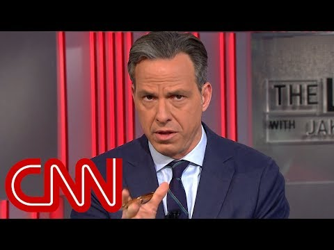 Tapper: Trump\'s changing border wall views