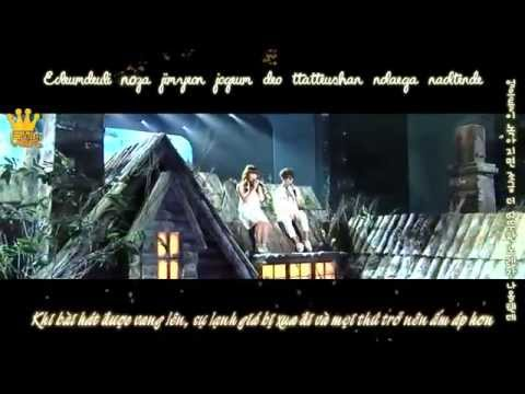 [Kara+Vietsub][PERF] Melted - AKMU