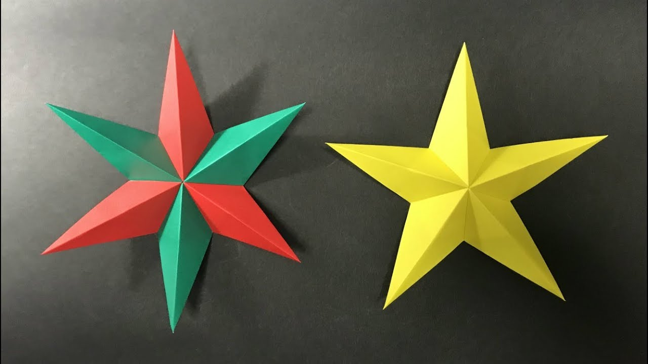 Navigator Star by Maria Sinayskaya — Diagram | Origami diagrams ... | 720x1280