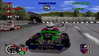 Formula Kart's Special Edition PSX Gameplay