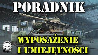 Wyposażenie i umiejętności załogi - poradnik dla początkujących World of Tanks