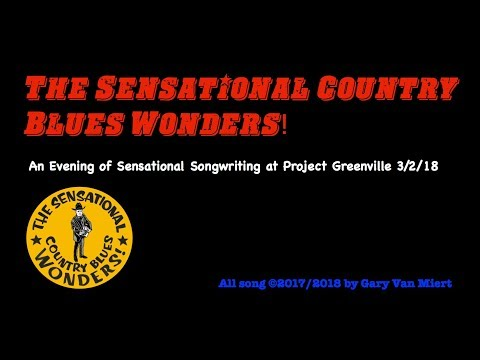 An Evening of Sensational Songwriting at Project Greenville