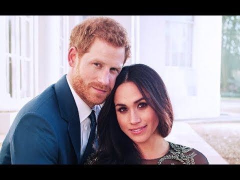 The New Royal Couple Have Released Their Engagement Photos