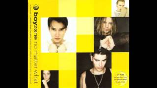 No Matter What - Boyzone With Lyrics