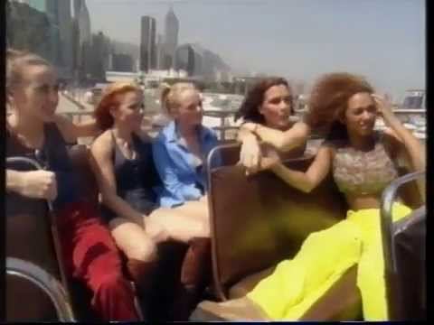 Spice Girls - Interview - The O-Zone 1996