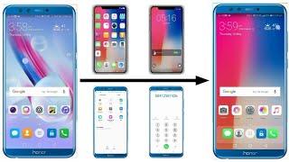 Huawei EMUI Themes : iPhone X Theme | Honor-9 lite,6X,7X,P20 lite
