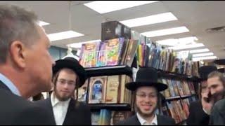 Kasich Thinks He Schools Jewish Scholars on Bible Basics