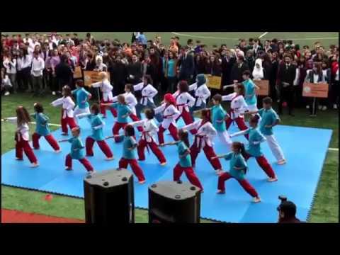 29 Ekim Gösterisi  Herşey Vatan için  (Olimpik s.k Atabey s.k )
