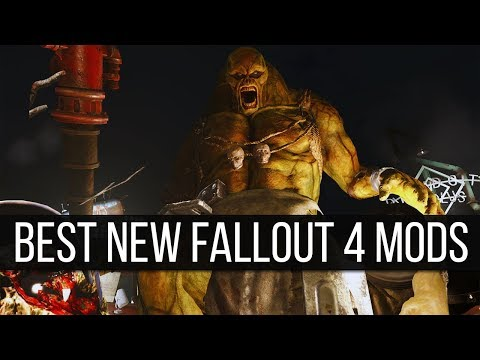 8 Of The Best New Fallout 4 Mods You Will Want To Download