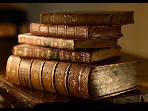6 книг, изменивших меня / 6 авторов, изменивших меня
