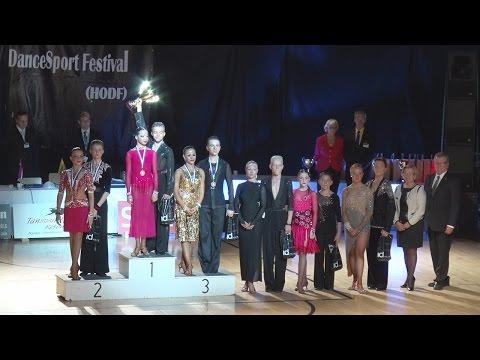Helsinki Open 2014 | Open Latin Junior II Final
