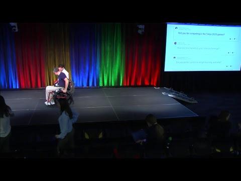 Google Accessibility Talk with Josh George