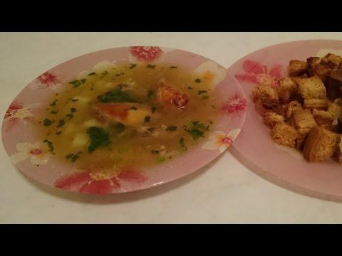 Гороховый суп классический рецепт с фото приготовления