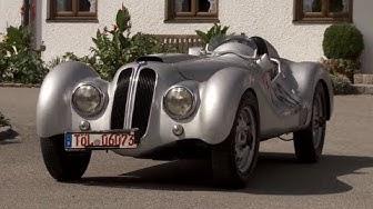 BMW 328 Schlueter - Oldtimer Ausfahrt -  Arabella Classics