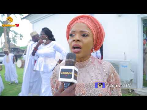 OONI OF IFE HOLDS RECEPTION IN HONOUR OF OGUN STATE GOVERNOR'S WIFE AFTER QUEEN MOREMI BOOK LAUNCH