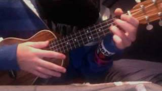 Ukulele Tutorial: Happy by NeverShoutNever!
