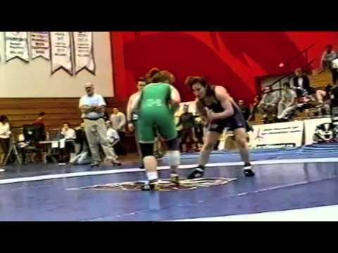 2004 CIS Championships: 70 kg Jennifer Kryszak vs. Megan Buydens