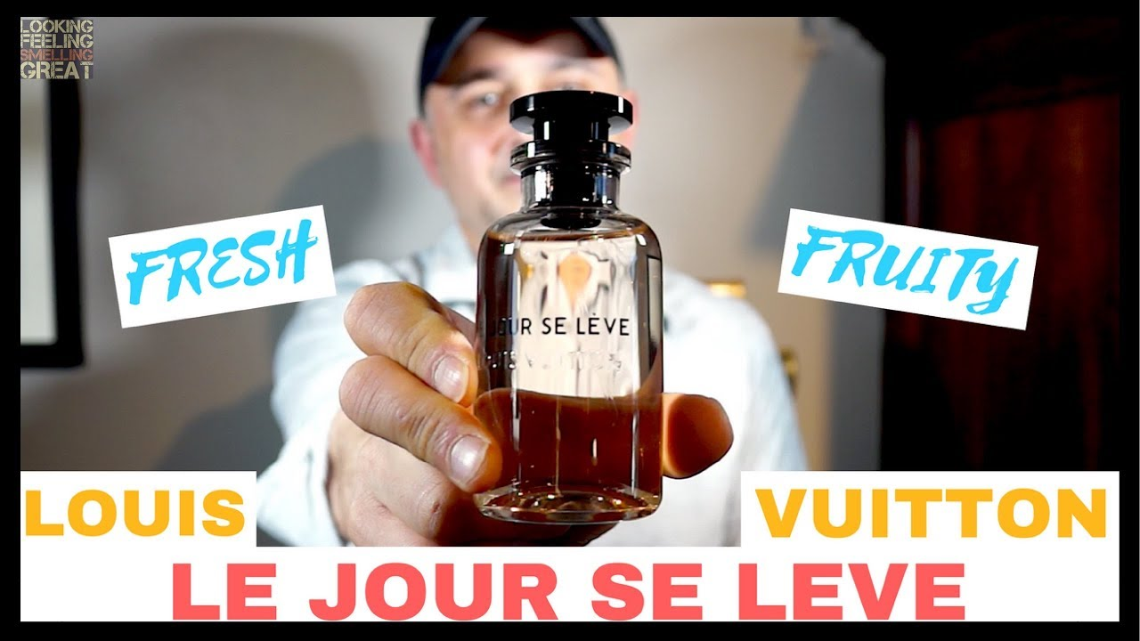 65adb442ee84 Louis Vuitton Le Jour Se Leve Unboxing + First Impressions