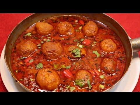 Kashmiri Dum Aloo Recipe|Spicy Food Recipes Indian Vegetarian| New Recipes 2019| Dinner Recipes