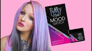 "Yay or Nay?! Punky Colour ""Mood Switch"" Temperature Activated Hair Dye"