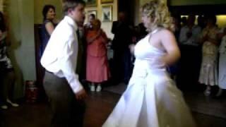 Свадебный танец прикол невеста на 6 месяце беремнности