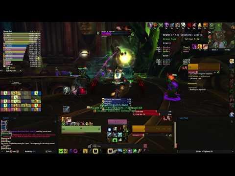 WoW Freakz: Maiden of Vigilance Mythic- MM Hunter PoV