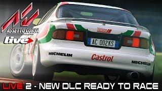 Live 2 Assetto Corsa - New DLC