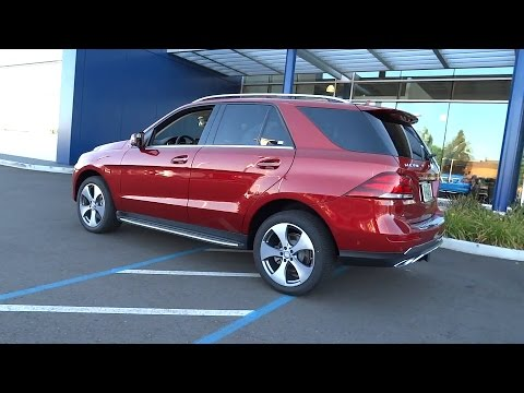 2016 Mercedes-Benz GLE Pleasanton, Walnut Creek, Fremont, San Jose, Livermore, CA 16-2085