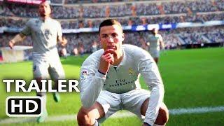 PS4 - FIFA 18 Gameplay Trailer (E3 2017)