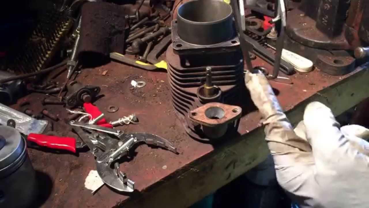 Harbor Freight valve spring compressor review