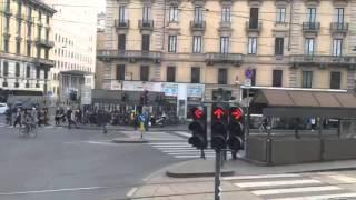 Экскурсия по Милану апрель 2016 (ускоренно)(, 2016-04-16T05:32:37.000Z)