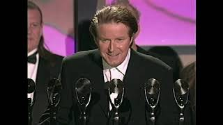 Eagles Acceptance Speech at the 1998 Rock & Roll Hall of Fame Induction Ceremony