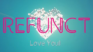 Refunct: A beautiful first person parkour game