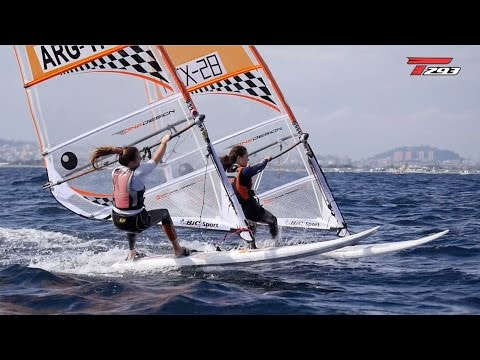 BIC TECHNO 293 class highlights 2015