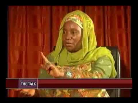 THE TALK WITH PHARMACIST ZAINAB SHERIFF MD NIGERIAN MEDICINA