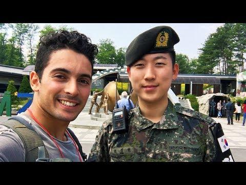 NORTH KOREA DEMILITARIZED ZONE | VLOG #3