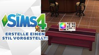 APRILSCHERZ: Erstelle einen Stil-Tool für Sims 4 angeteasert! | sims-blog.de