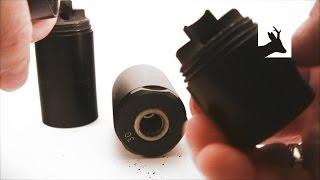 sound moderators test review br t8 reflex suppressor and a tec cmm 4 alu silencer