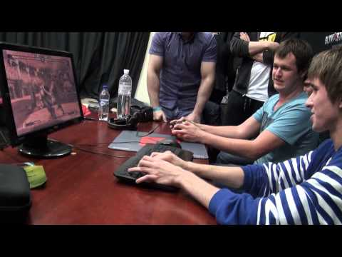 MORTAL KOMBAT 9: Dendi vs XBOCT @ SLTV 7