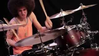 Matty Amendola Plays Gretsch Catalina Maple Series Drums