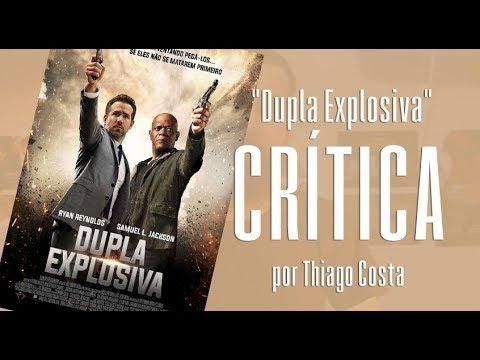 Crítica | Dupla Explosiva (The Hitman's Bodyguard, 2017), De Patrick Hughes